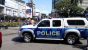 Police Cars Fiji