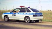Police Cars Kazakhstan