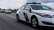 Police Cars Latvia