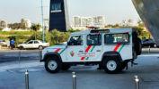 Police Cars Morocco