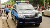 Police Cars Nicaragua