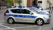 Police Cars Poland
