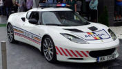 Police Cars Romania