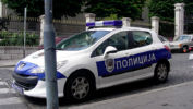 Police Cars Serbia
