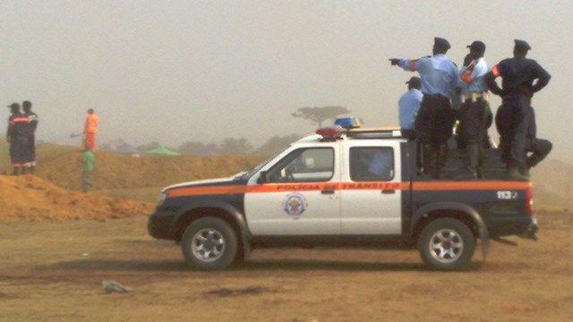 Police Cars Angola