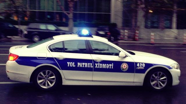 Police Cars Azerbaijan