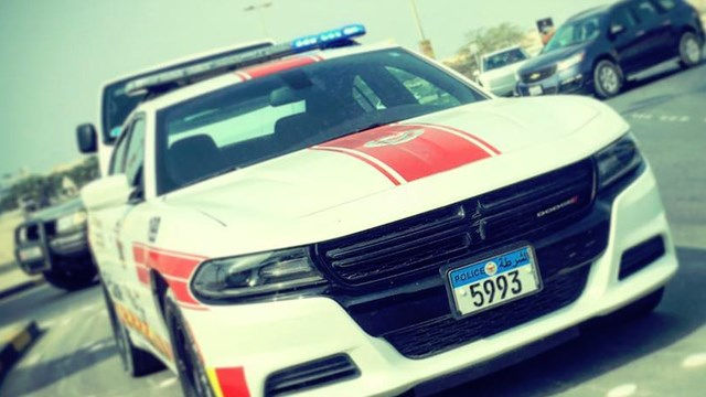 Police Cars Bahrain