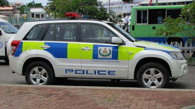 Police Cars Barbados