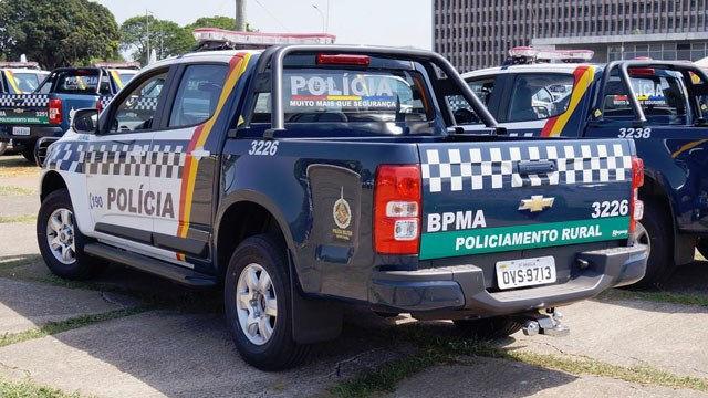 Police Cars Brazil