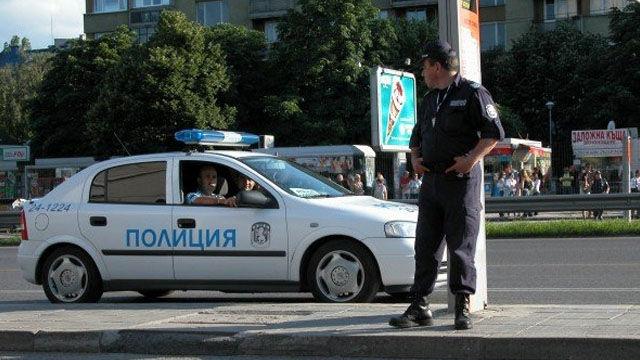 Police Cars Bulgaria