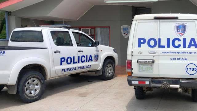 Police Cars Costa Rica