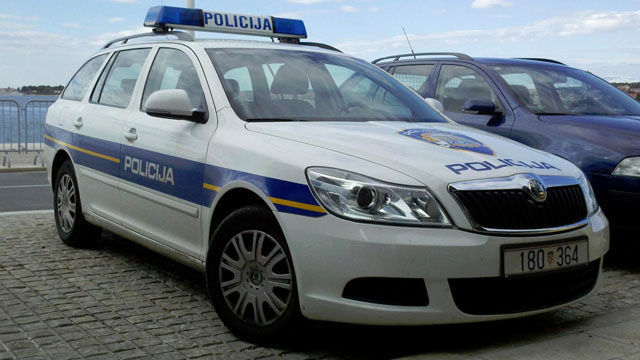 Police Cars Croatia