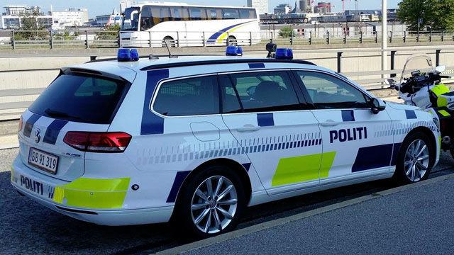 Police Cars Denmark