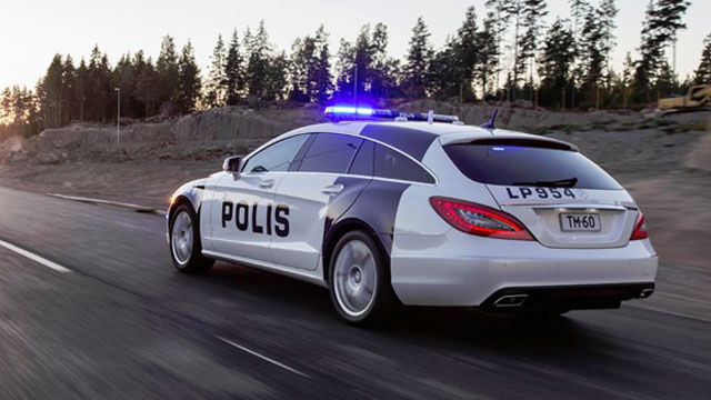 Police Cars Finland