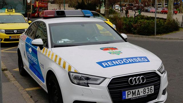 Police Cars Hungary