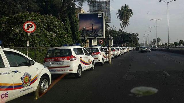 Police Cars India