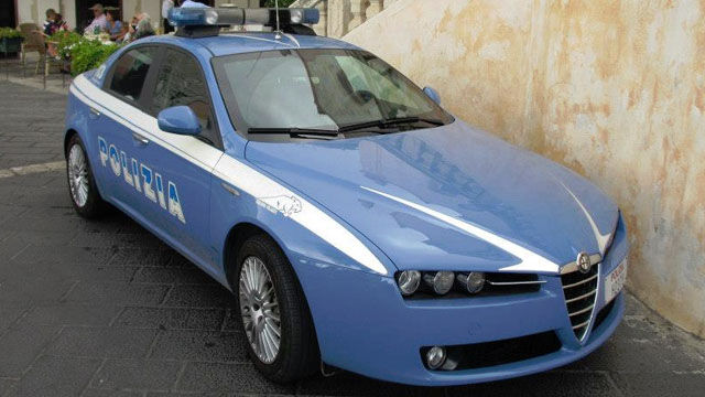 Police Cars Italy