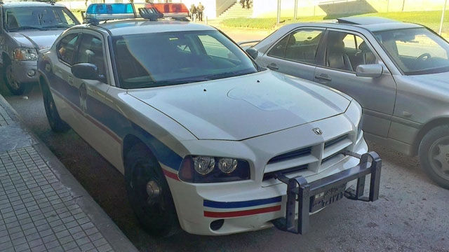 Police Cars Lebanon