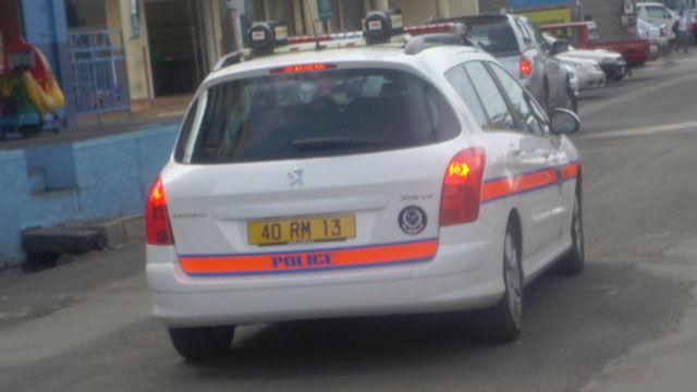 Police Cars Mauritius