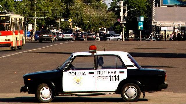 Police Cars Moldova
