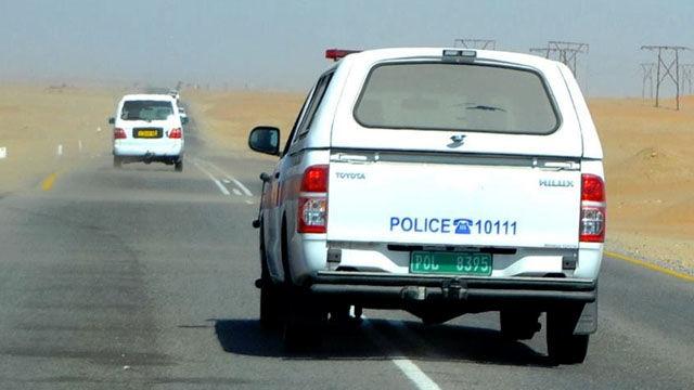 Police Cars Namibia
