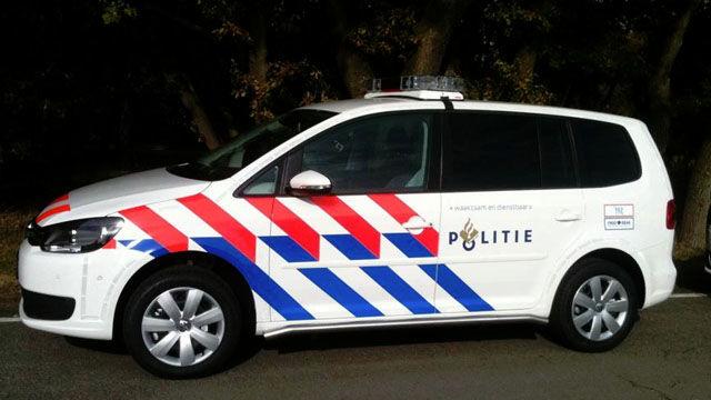 Police Cars Netherlands
