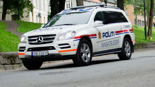 Police Cars Norway