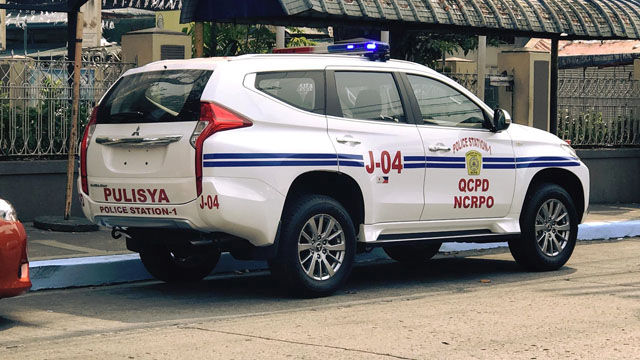 Police Cars Philippines