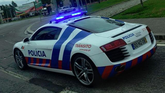 Police Cars Portugal