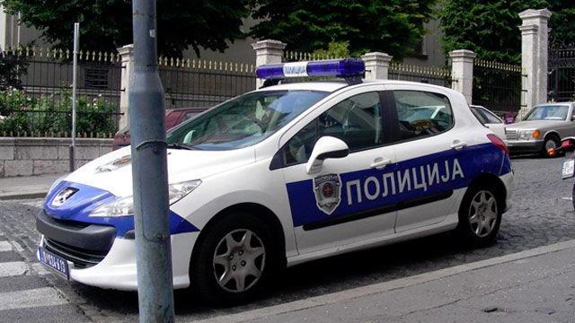 Police Cars Serbia