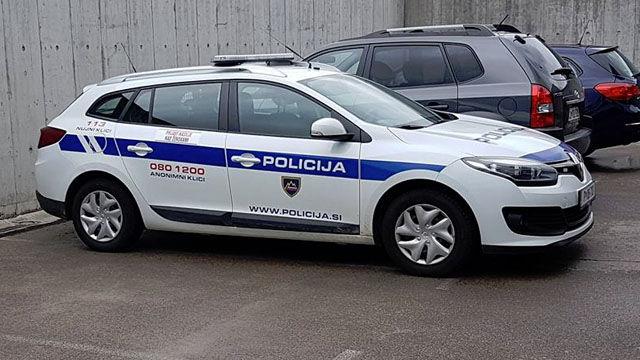 Police Cars Slovenia