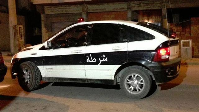 Police Cars Tunisia