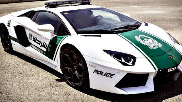 Police Cars UAE