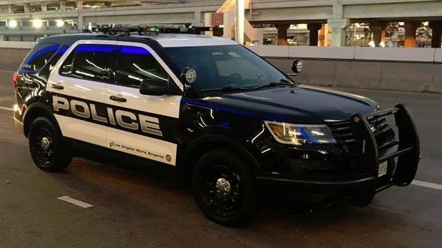 Police Cars USA