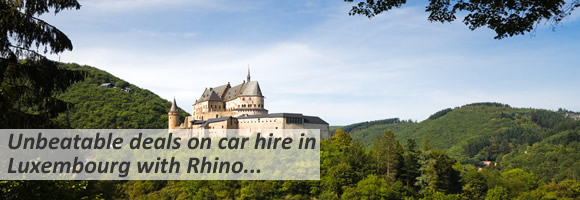 Car Rental Luxembourg Cheap